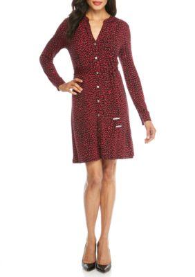 MICHAEL Michael Kors  Cheetah Dress