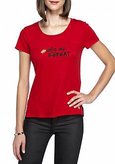MICHAEL Michael Kors Chic On Repeat Logo Tee