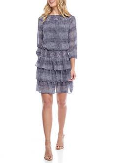 MICHAEL Michael Kors Printed Zephyr Dress