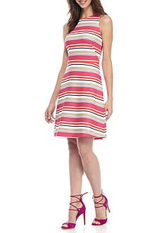 MICHAEL Michael Kors Madison Stripe Dress