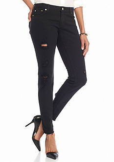 MICHAEL Michael Kors Izzy Crop Denim Pants