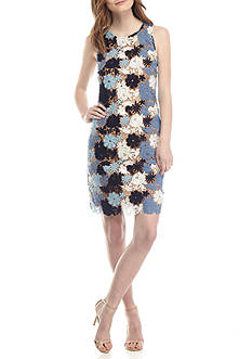 MICHAEL Michael Kors Multicolor Lace Dress