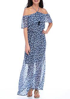 MICHAEL Michael Kors Lydia Tassel Tie Dress