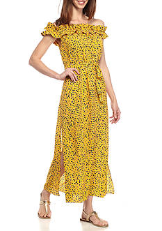 MICHAEL Michael Kors Mini Finley Maxi Dress