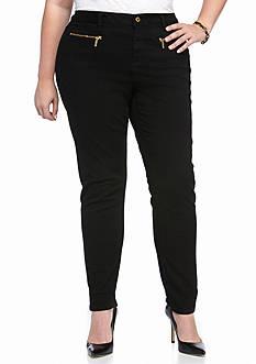 MICHAEL Michael Kors Plus Size Izzy Skinny Pant