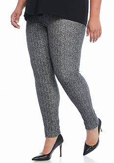 MICHAEL Michael Kors Plus Size Desert Tweed Leggings