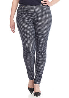 MICHAEL Michael Kors Plus Size Charlton Leggings