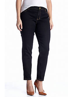 MICHAEL Michael Kors Plus Size Jetset Denim Legging