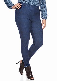 MICHAEL Michael Kors Plus Size Classic Wash Leggings