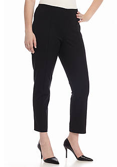 MICHAEL Michael Kors Plus Size Pintuck Hutton Pants