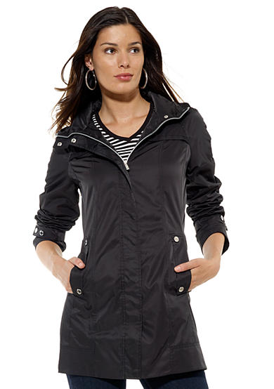 Calvin Klein Long Anorak Jacket