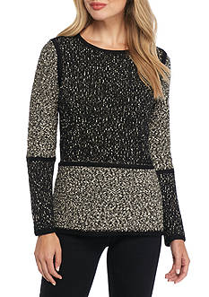 Calvin Klein Marled Block Sweater