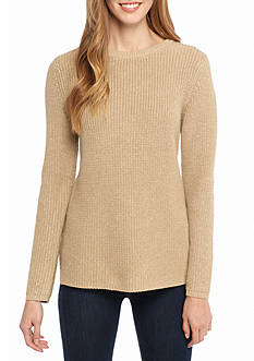 Calvin Klein Long Sleeve Crew Neck Sweater