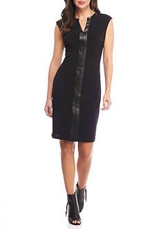 Calvin Klein Sleeveless Shift Dress