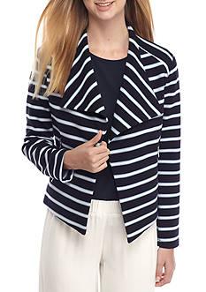 Calvin Klein Ottoman Flyaway Jacket