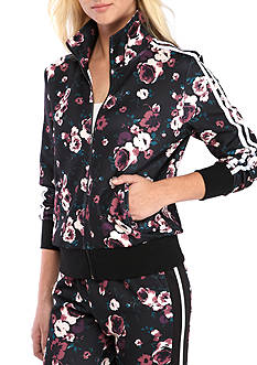 love, Fire Floral Track Jacket