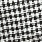 Trendy Juniors Clothing: Plaids: Black/Ivory love, Fire love, FIRE Gingham Shirt