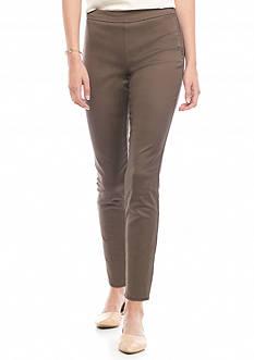 Tinseltown Solid Side Zip Skinny