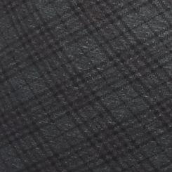 Juniors Suits: Black Diagonal Plaid love, Fire Printed Side Zip Ponte Skinny