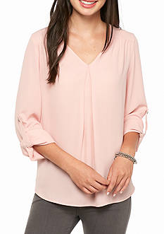 love, Fire Front Seam Blouse