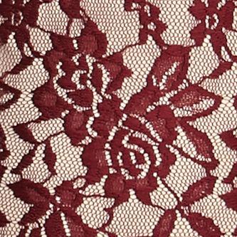 Juniors: Lace Details Sale: Zinfandel love, Fire High Neck Lace Bodysuit
