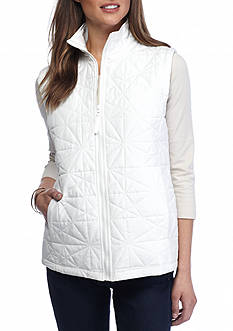 Jane Ashley Spider Quilt Vest