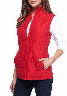 Jane Ashley Spider Quilt Vest