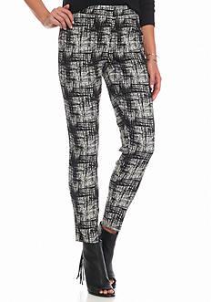 Sharagano Printed Millennium Pants