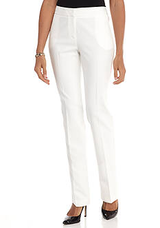 Sharagano Kent Winter White Pants