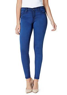 Vintage America Blues Boho Skinny Jean