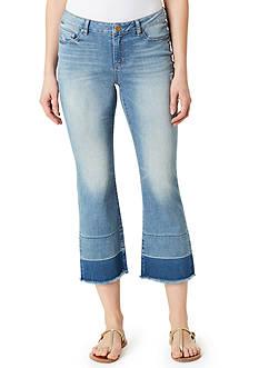 Vintage America Blues Celia Boho Crop Jeans