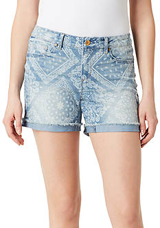 Vintage America Blues Evelyn Boho Shorts