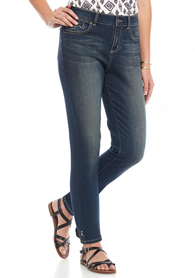 Vintage America Blues Lottie Ankle Skinny Jeans