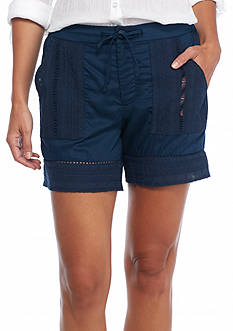Vintage America Blues Dolly Eyelet Shorts
