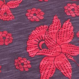 Women's T-shirts: Flowers Vintage America Blues Jelena Tee