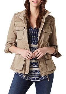 Vintage America Blues Mesa Military Jacket