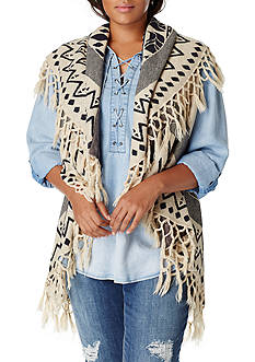 Vintage America Blues Plus Size Caris Cozy Vest