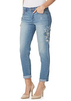 Vintage America Blues Gratia Bestie Embroidered Jean