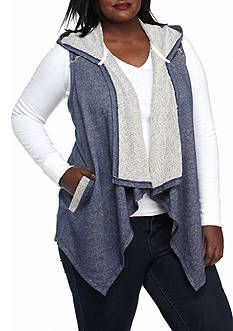 Ruby Rd Front Vest