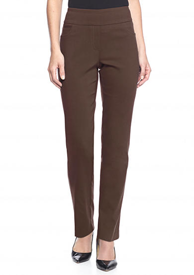 Ruby Rd Air Pull-On Tech Stretch Average Length Pants