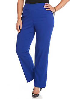 Ruby Rd Plus Size Must Have Pullover Mill Pants