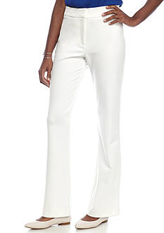 Ruby Rd Petite Neutral Territory Flare Point Pants