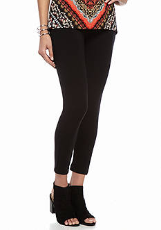 Ruby Rd Modern Knits Leggings