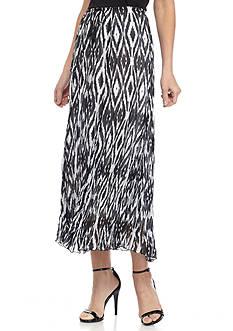 Ruby Rd High Contrast Yoryu Skirt
