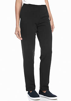 Ruby Rd Must Haves Athletic Pull On French Terry Pant