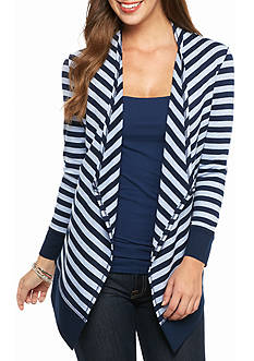Ruby Rd Must Haves Athletic French Terry Cardigan