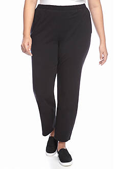 Ruby Rd Plus Must Haves French Terry Pants