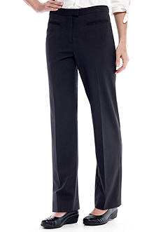 Ruby Rd Side Elastic Stretch Pant