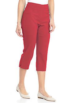 Ruby Rd Key Items Millennium Stretch Capri