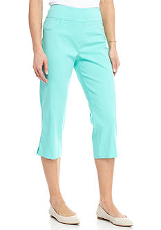 Ruby Rd Petite Key Items Millennium Stretch Capri